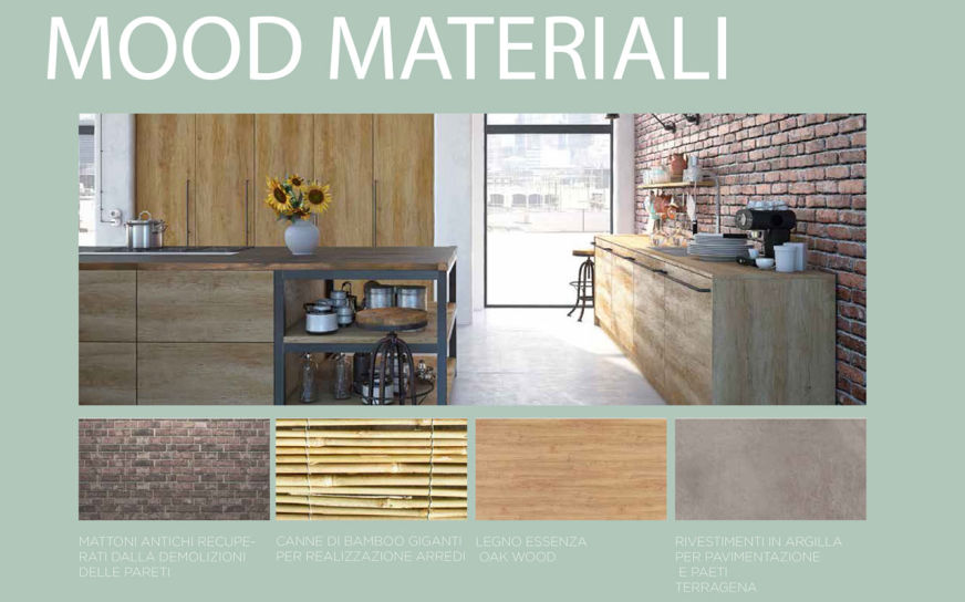 Mood Materiali Easy Home Milano